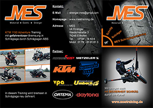 Flyer-Download - Motorad MES training