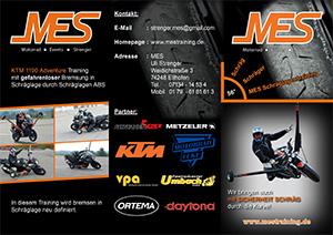 Flyer-Download - Motorad MES training
